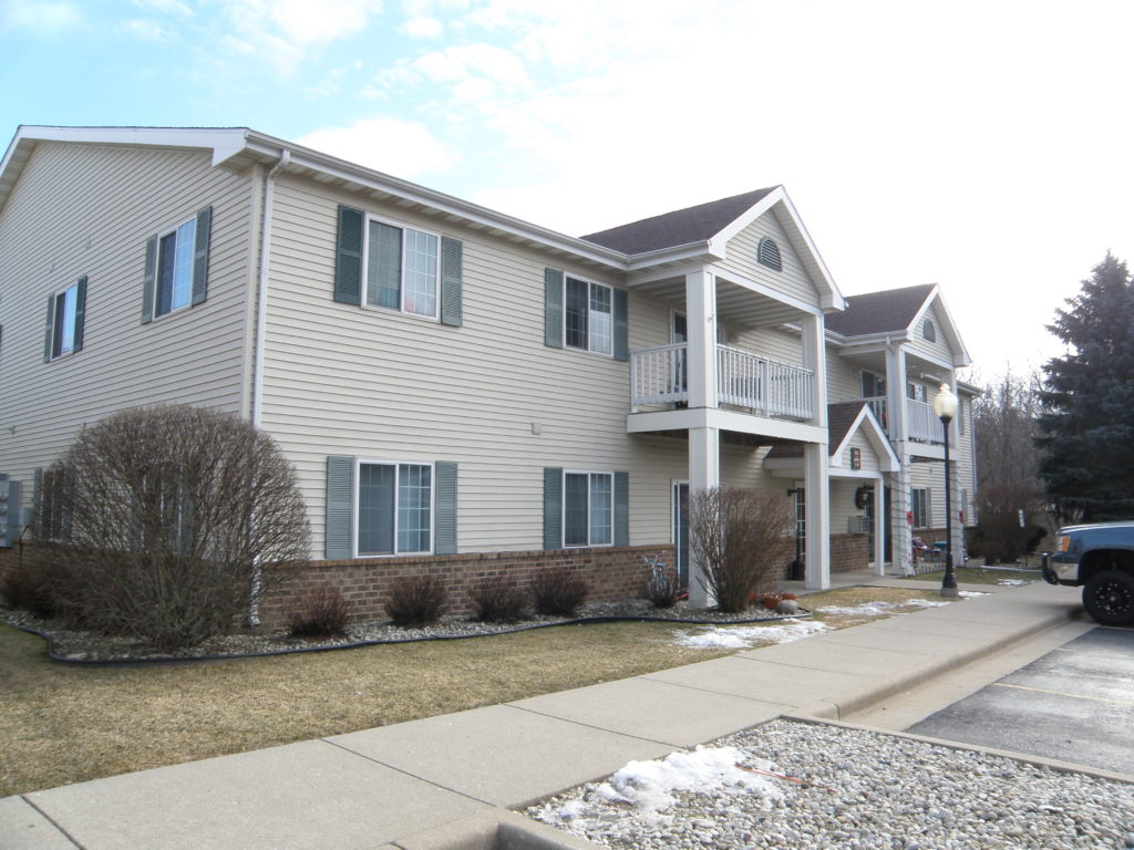 24 Unit Apartment Complex – Slinger, WI